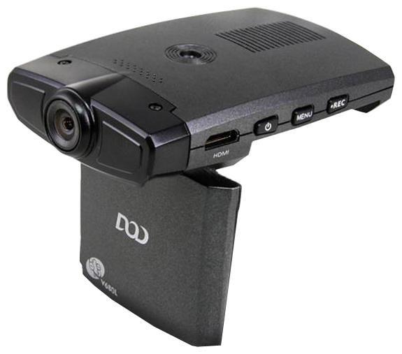 Видеорегистратор DOD V680L черный
