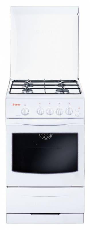 Газовая плита GEFEST 3200-06,  газовая духовка,  белый [пг 3200-06]