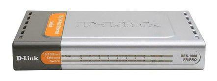 Коммутатор D-LINK DES-1008FR/PRO, DES-1008FR/PRO/E