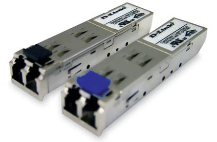 Трансивер D-Link 1-порт mini-GBIC ZX Single-mode,  до 80km, поддерживает 3.3V (DEM-315GT)