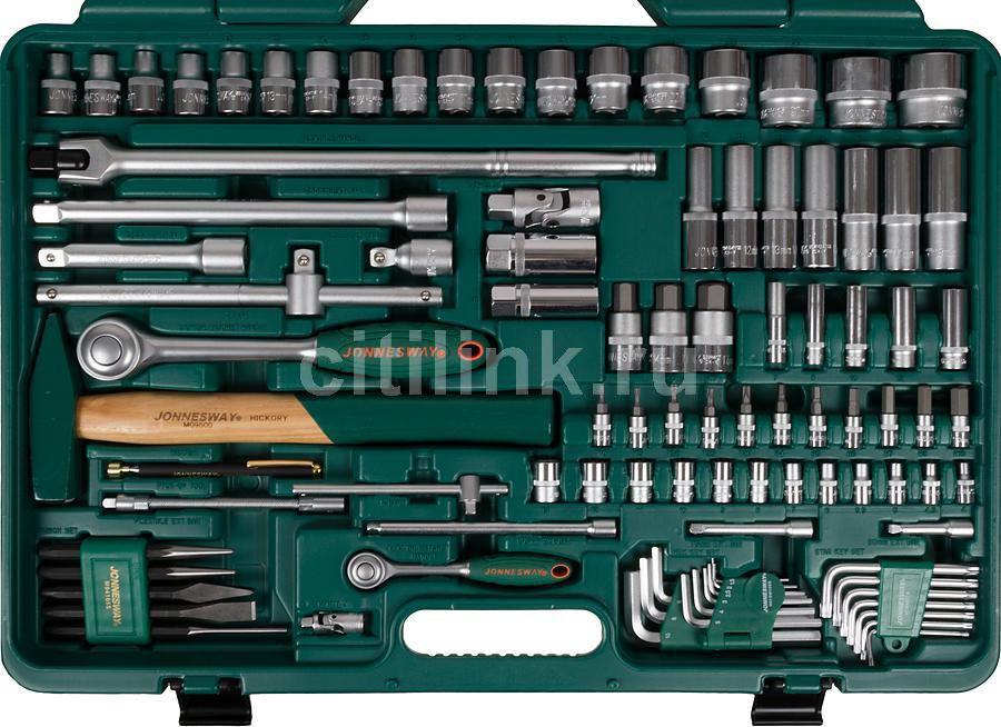 Набор инструментов джонсвей 128