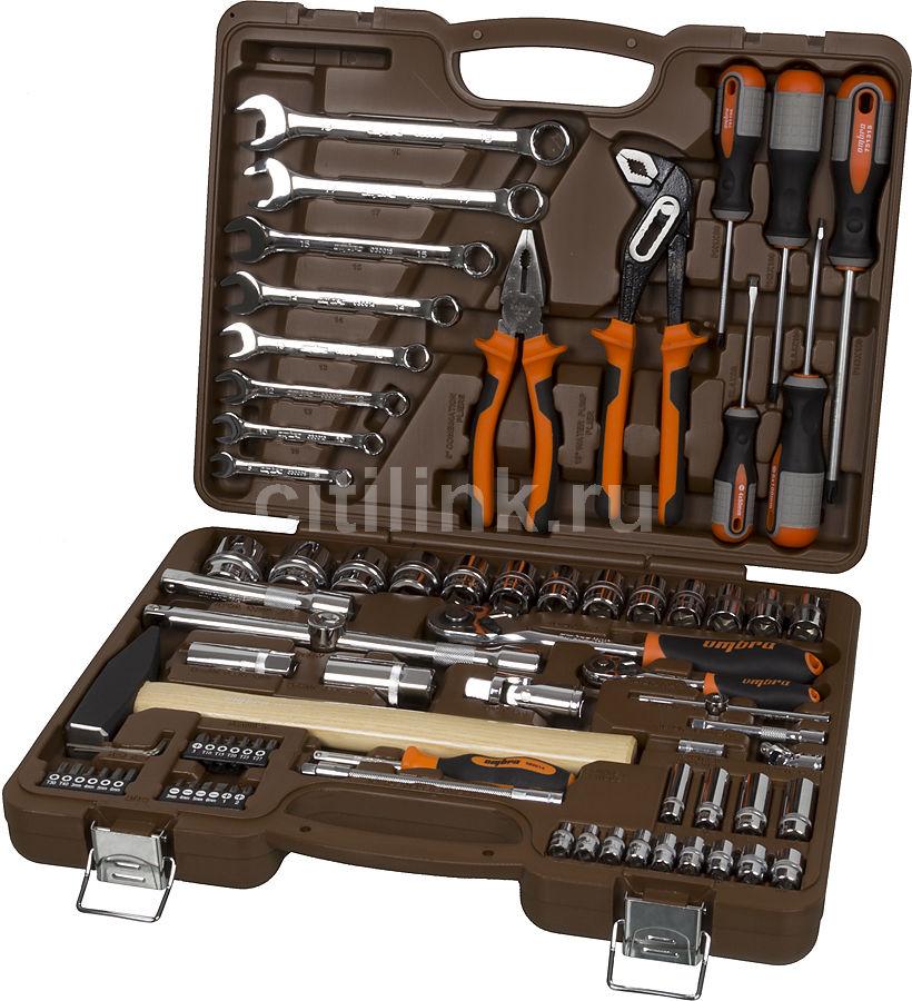 Набор инструментов OMBRA OMT77S12,  77 предметов [55437]