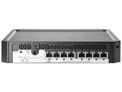 Коммутатор HPE PS1810-8G, J9833A