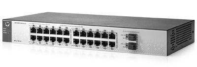 Коммутатор HPE PS1810-24G, J9834A