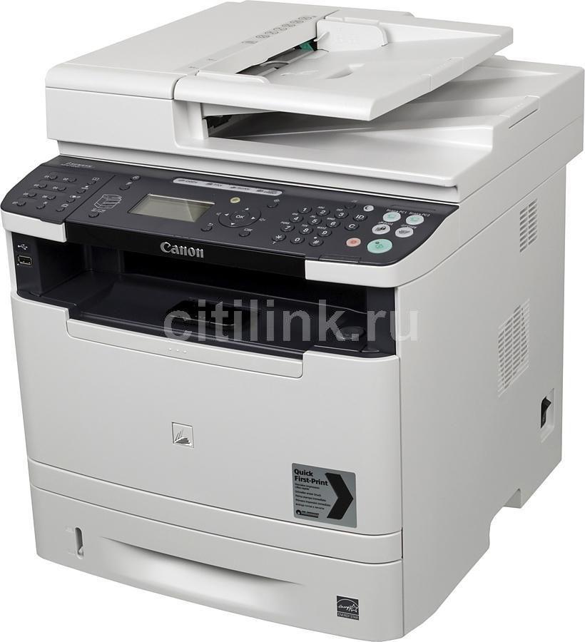 МФУ CANON i-SENSYS MF6140dn,  A4,  лазерный,  белый [8482b030]