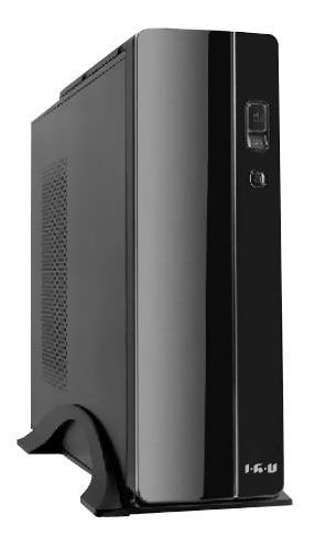 Компьютер  IRU Corp 319,  Intel  Core i3  4130,  DDR3 4Гб, 1000Гб,  Intel HD Graphics 4400,  DVD-RW,  noOS,  черный