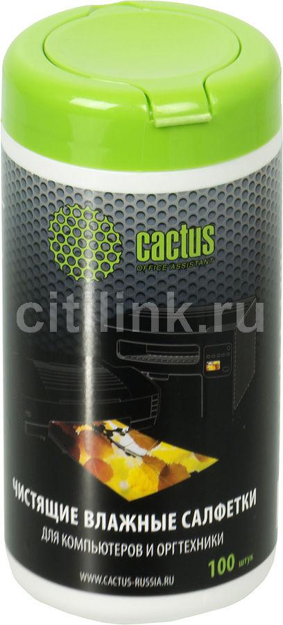 Влажные салфетки CACTUS CS-T1002