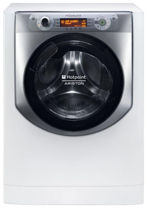 Стиральная машина HOTPOINT-ARISTON AQ105D 49D EU/B, фронтальная загрузка,  белый