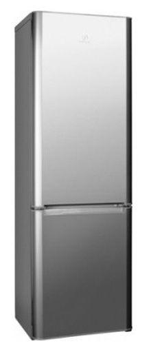 Холодильник INDESIT BIA 18 S,  двухкамерный,  серебристый