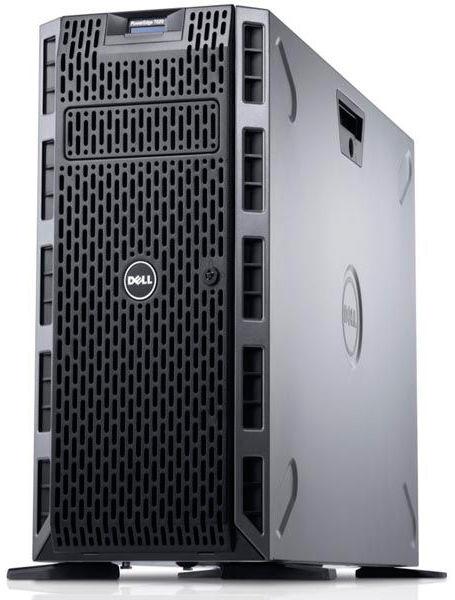Сервер Dell PE T620 E5-2640/3x8Gb 2RLVRD 1.3/ x16 noHDD 2.5