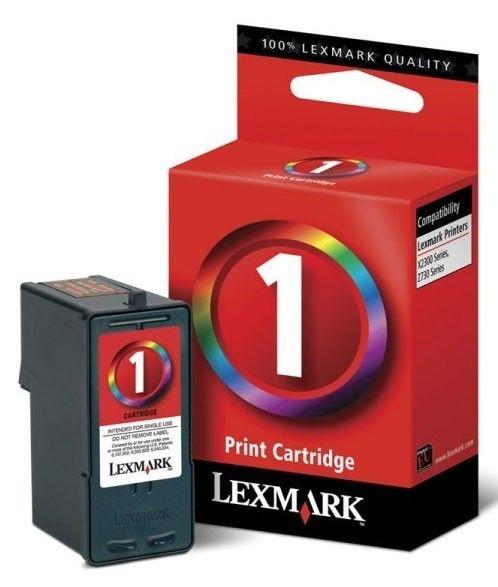 Картридж LEXMARK 18CX781E многоцветный