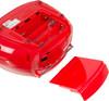 Аудиомагнитола BBK BX111UC,  красный и желтый вид 12