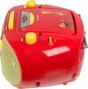 Аудиомагнитола BBK BX111UC,  красный и желтый вид 3