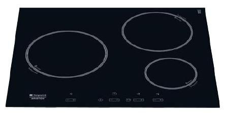 Варочная поверхность HOTPOINT-ARISTON KIX 633 C E,  индукционная,  независимая,  черный