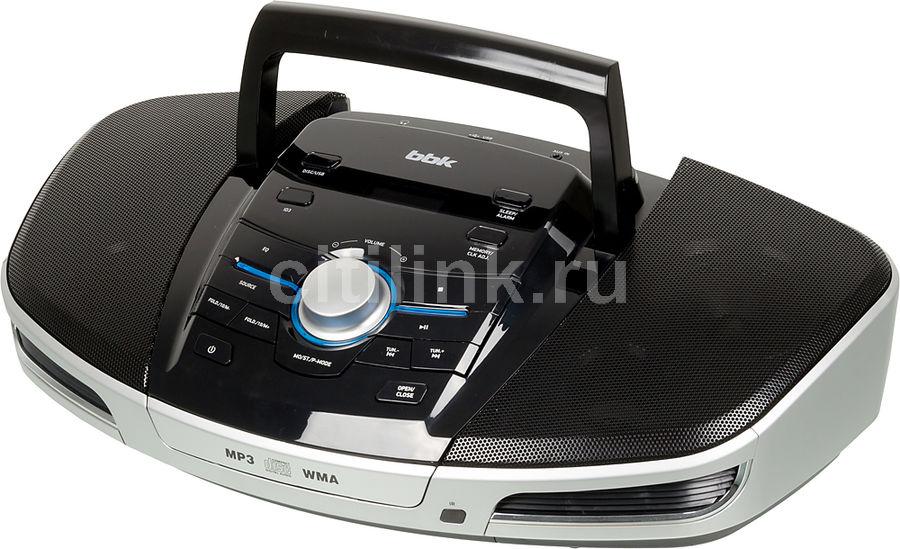 Аудиомагнитола BBK BX900U,  черный