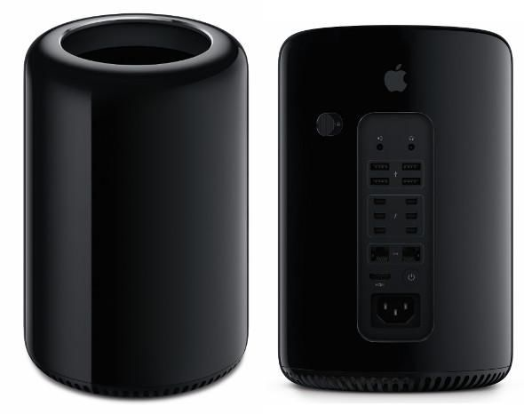 Рабочая станция  APPLE Mac Pro ME253RU/A,  Intel  Xeon  E5-1620 v2,  DDR3 12Гб, 256Гб(SSD),  2 х AMD FirePro D300 - 2048 Мб,  Mac OS X,  черный [me253ru/a ]