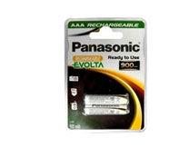 Аккумулятор PANASONIC Evolta HHR-4XXE/2B,  2 шт. AAA