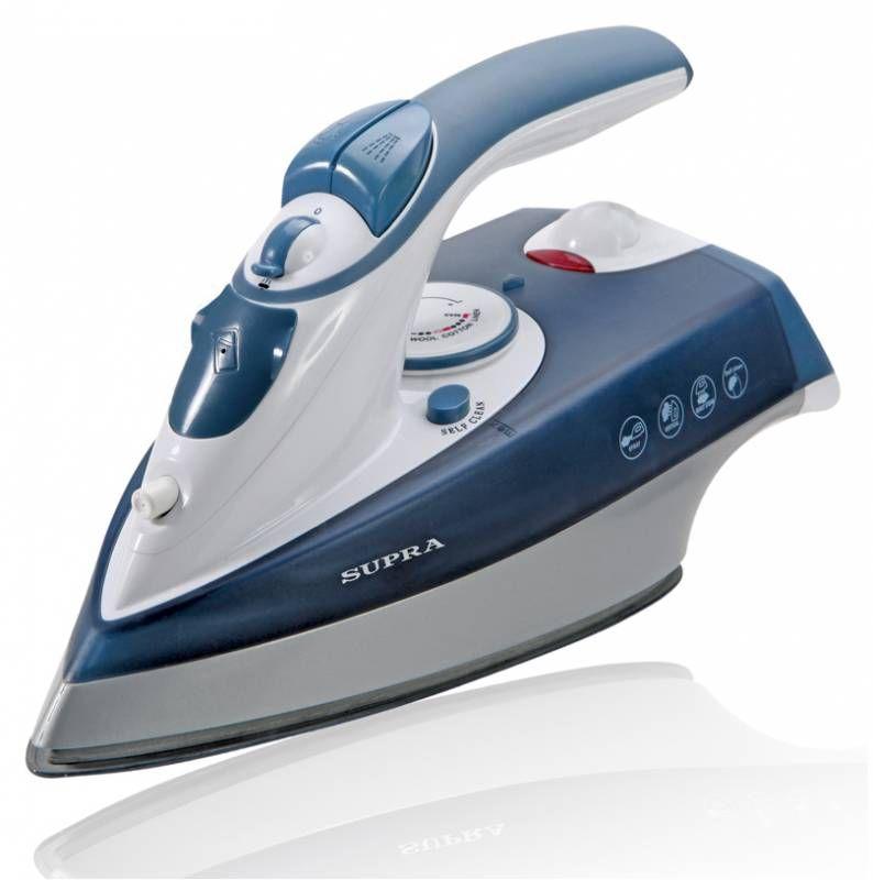 Утюг SUPRA IS-2600C,  2600Вт,  синий