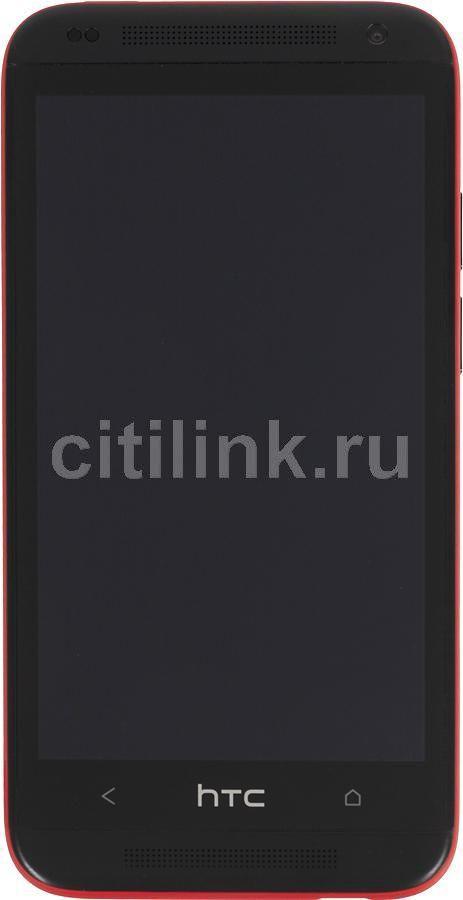 Смартфон HTC Desire 601 красный