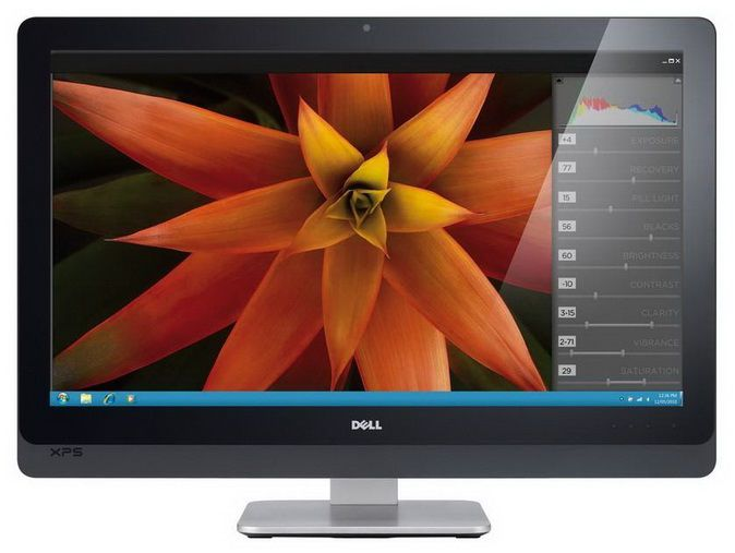 Моноблок DELL XPS One 2720, Intel Core i5 4440s, 8Гб, 1Тб, 32Гб SSD,   GeForce GT750M - 2048 Мб, DVD-RW, Windows 8.1 [2720-8526]