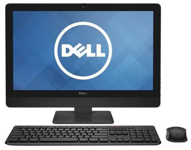 Моноблок DELL Inspiron 5348, Intel Core i3 4150, 4Гб, 1Тб, AMD Radeon R7 A265 - 2048 Мб, DVD-RW, Windows 8.1 [5348-1543]