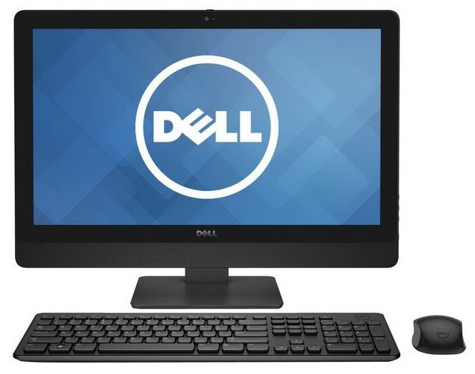 Моноблок DELL Inspiron 5348, Intel Core i5 4440s, 8Гб, 1Тб,  Radeon R7 A265 - 2048 Мб, Windows 8.1 [5348-8519]