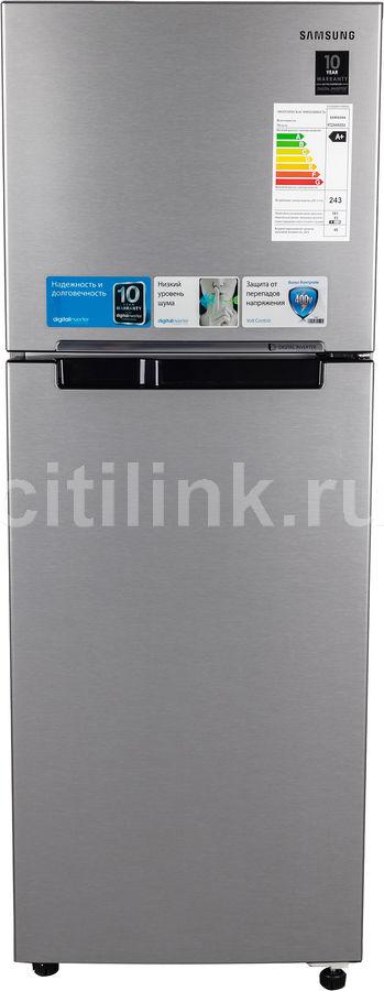 Холодильник Samsung RT22HAR4DSA серебристый (плохая упаковка)
