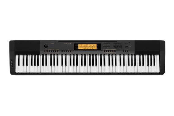 Цифровое фортепиано CASIO CDP-230R BK, 88, полувзвешенная, полноразмерные, 48, черный [cdp-230rbk]