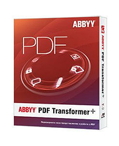 �� Abbyy PDF Transformer+, BOX (AT40-1S1B01-102)