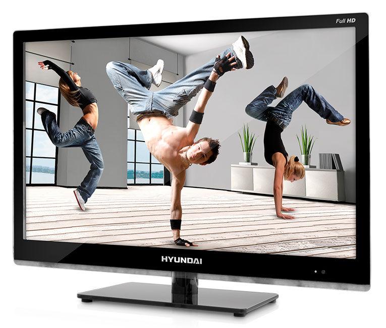 LED телевизор HYUNDAI H-LED22V25