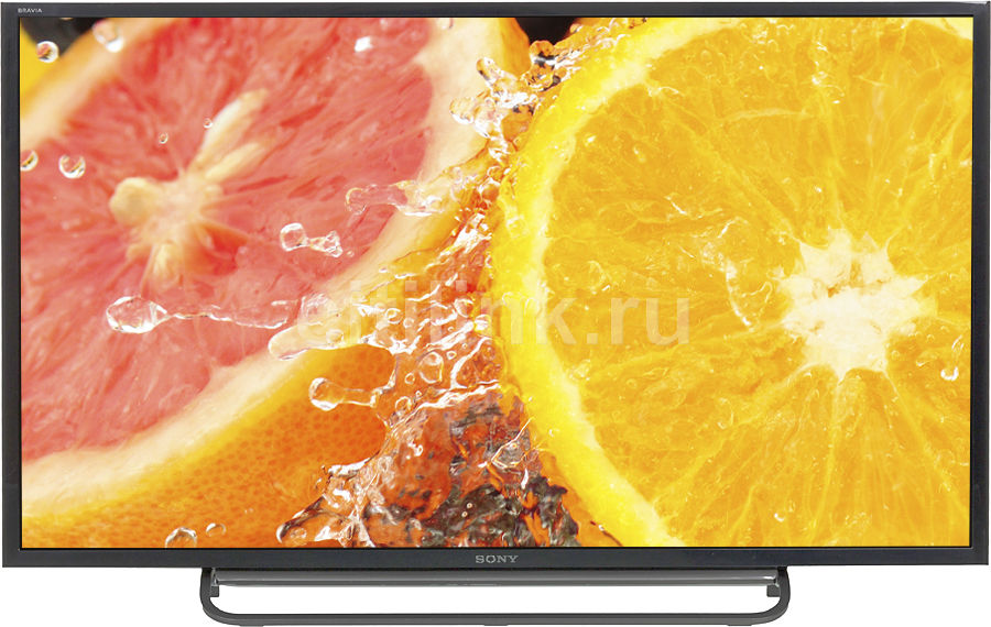 "LED телевизор SONY BRAVIA KDL40R483B  40"", FULL HD (1080p),  черный"