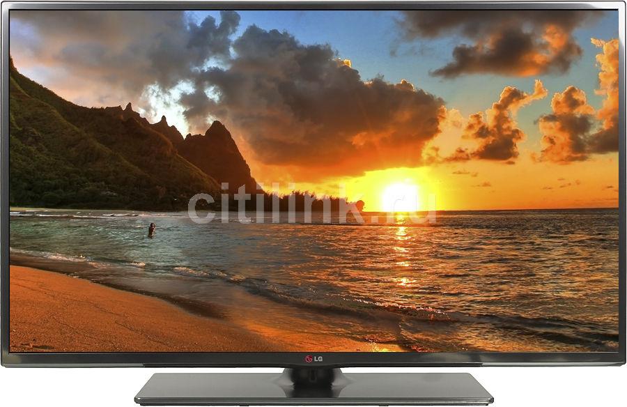 "LED телевизор LG 39LB650V  ""R"", 39"", 3D,  FULL HD (1080p),  серебристый"