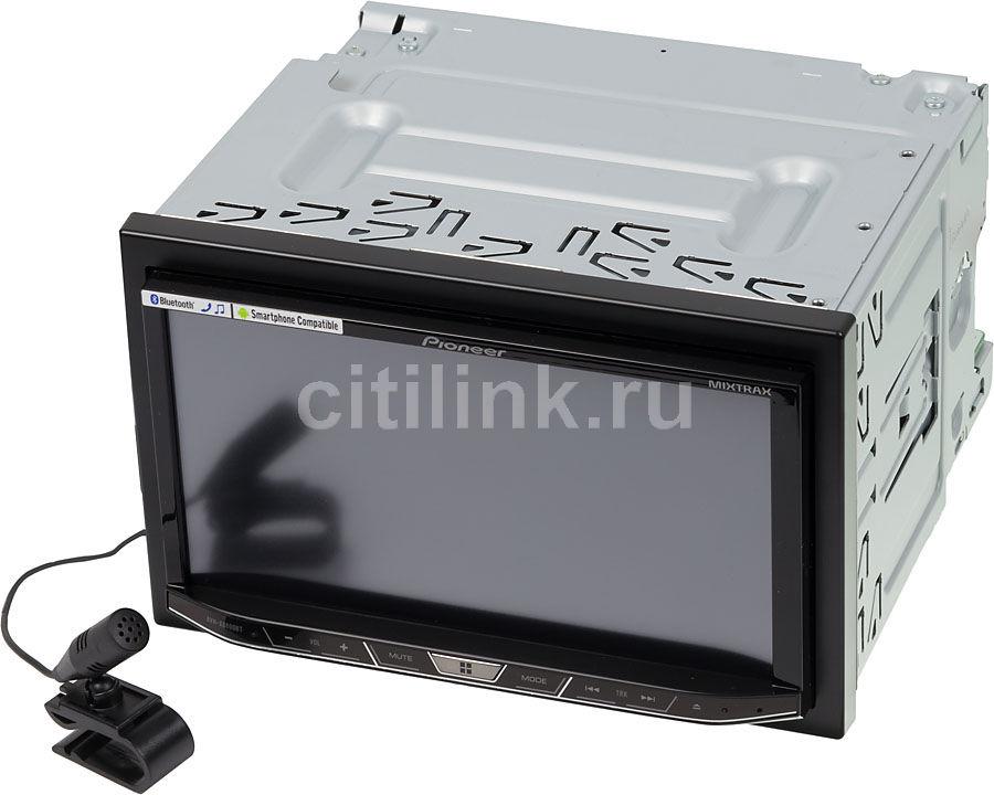 Автомагнитола PIONEER AVH-X8600BT,  USB,  SDHC