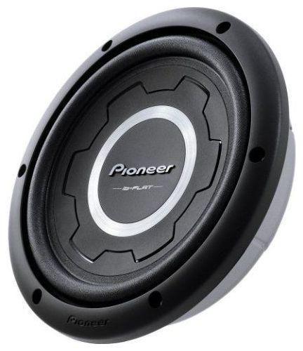 Сабвуфер автомобильный PIONEER TS-SW2501S4,  пассивный,  1200Вт