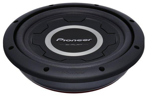 Сабвуфер автомобильный PIONEER TS-SW3001S2,  пассивный,  1500Вт