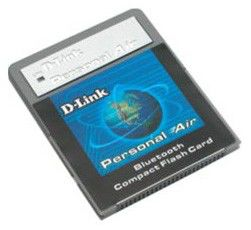 Сетевой адаптер Bluetooth D-LINK DCF-650BT CompactFlash