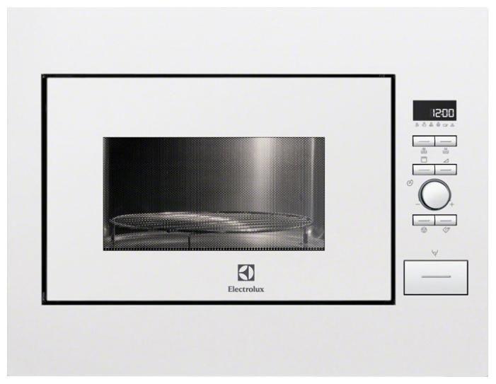 Микроволновая Печь Electrolux EMS 26204 OW 26л. 900Вт белый (встраиваемая) [ems26204ow]