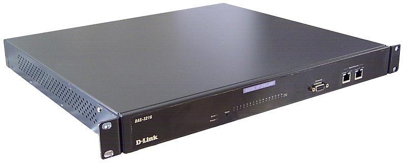 Коммутатор D-LINK DAS-3216/E/B, DAS-3216/E/B