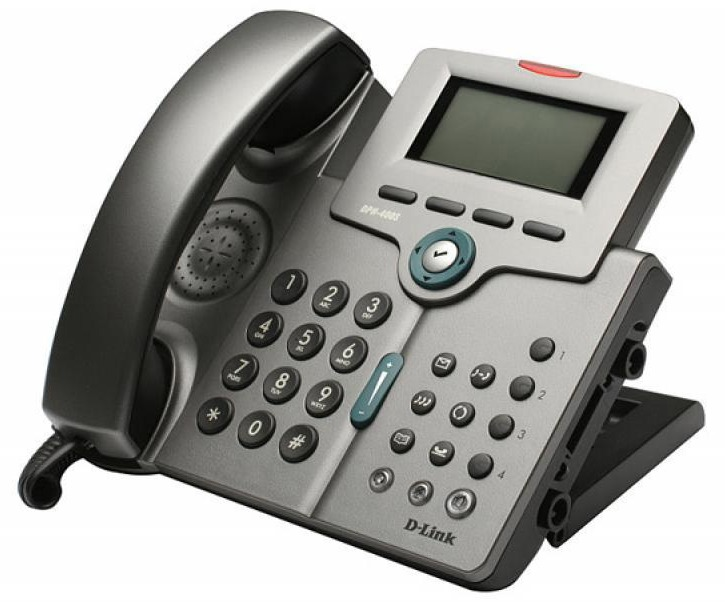 IP телефон D-LINK DPH-400S