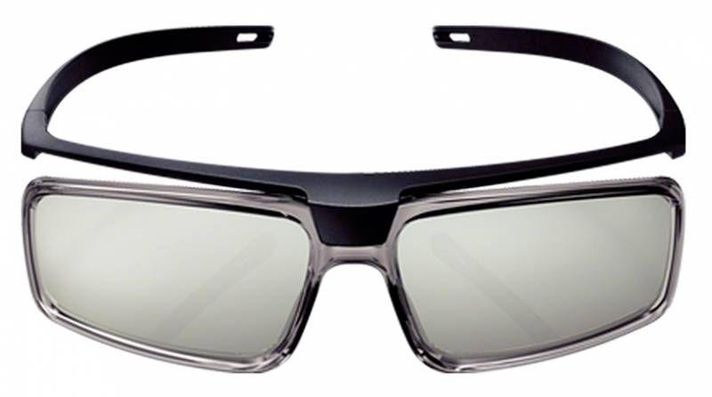 Очки 3D SONY TDG-500P,  1 шт,  черный [tdg500p]