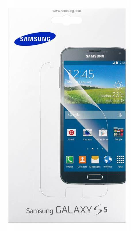Защитная пленка SAMSUNG ET-FG900CTE  для Samsung Galaxy S5,  1 шт [et-fg900ctegru]
