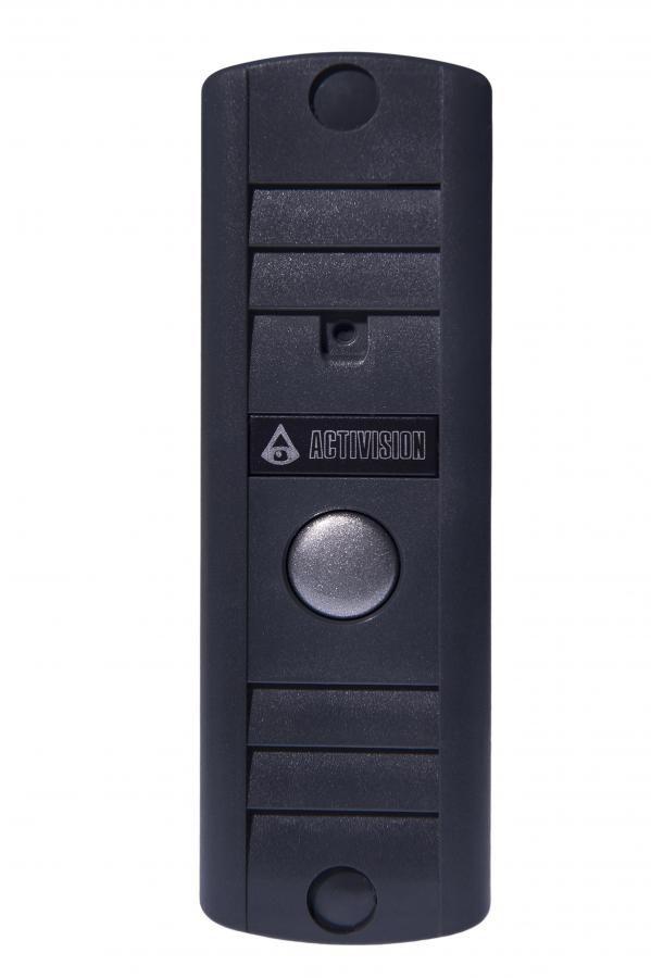 Видеопанель FALCON EYE AVP-506,  цветная,  накладная,  темно-серый