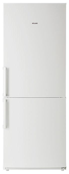 Холодильник АТЛАНТ 6221-100,  двухкамерный, белый