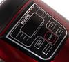 Мультиварка MARTA MT-1971,  860Вт,   красный/черный вид 4