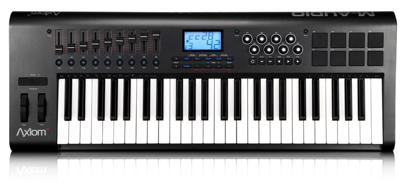 Клавиатура MIDI M-Audio Axiom Mark II 49