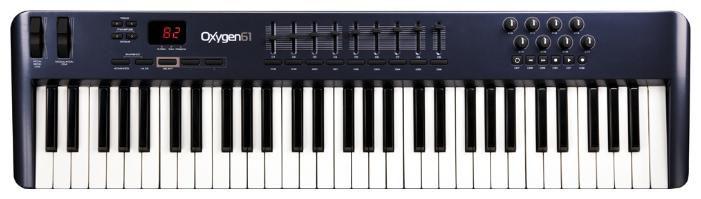 Клавиатура MIDI M-Audio Oxygen 61