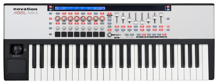Клавиатура MIDI Novation 49 SL MkII