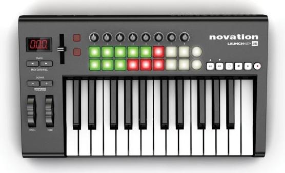 Клавиатура MIDI Novation Launchkey 25