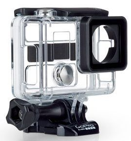 Защитный чехол GOPRO Slim Skeleton Housing, для экшн-камер GoPro Hero3/3+ [ahssk-301]