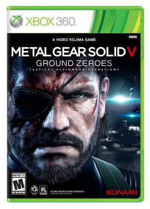 Игра MICROSOFT Metal Gear Solid V: Ground Zeroes для  Xbox360 Eng